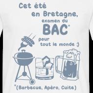 Motif ~ Tshirt homme bac breton