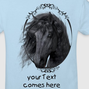 Black Beauty - Kinder Bio-T-Shirt
