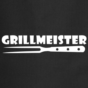 bbq barbecue grill master grillen zomer - Keukenschort