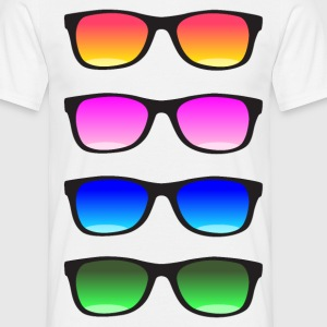 Sunglasses - T-shirt Homme
