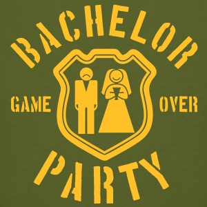 bachelor party Tee shirts - T-shirt bio Homme