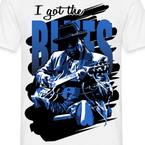 The Blues - Men's T-Shirt