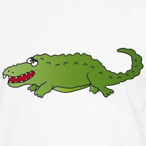 Crocodile T-Shirts - Men's Ringer Shirt