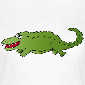 Crocodile T-Shirts - Women's T-Shirt