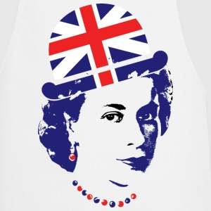 Gawd save the Queen  Aprons - Cooking Apron