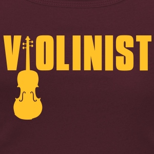 violinist T-Shirts - Women's Scoop Neck T-Shirt