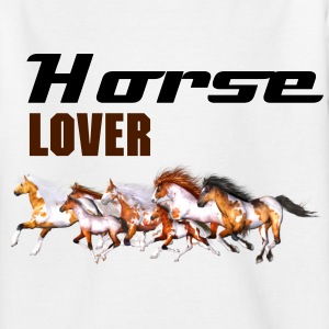 Wild Horse Herd - Teenager T-Shirt