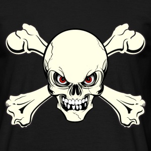 skull 1 Tee shirts - T-shirt Homme