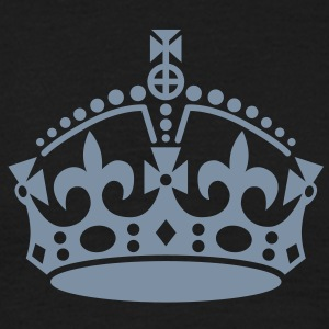 keep calm | crown jewels T-Shirts - Männer T-Shirt