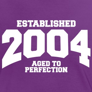 aged to perfection established 2004 (fr) Tee shirts - T-shirt contraste Femme