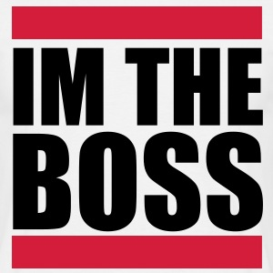 Im the Boss Tee shirts - T-shirt Homme