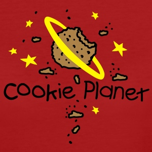 Cookie Planet T-shirts - Ekologisk T-shirt dam