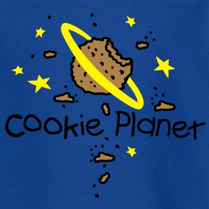Cookie Planet Camisetas niños - Camiseta niño