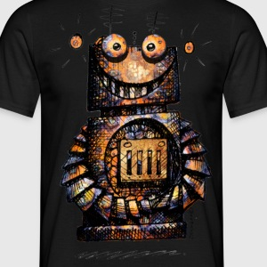 HoverBot - Paul Stickland T-Shirts - Men's T-Shirt