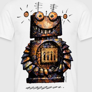 HoverBot - Paul Stickland - Men's T-Shirt