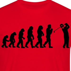 golf evolution T-Shirts - Männer T-Shirt