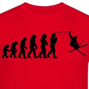 ski evolution T-Shirts - Männer T-Shirt