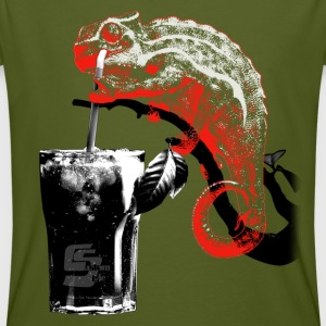 cameleon by customstyle Tee shirts - T-shirt bio Homme