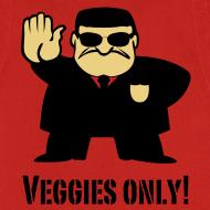 Ontwerp ~ Schort Veggies only!