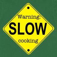 Ontwerp ~ Schort Slow Cooking