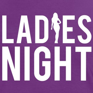 Ladies Night T-Shirts - Frauen Kontrast-T-Shirt