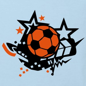 ballon football soccer stars504 Tee shirts Enfants - T-shirt Bio Enfant