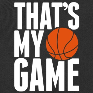 Basketball - That's my Game Kids' Tops - Kids' Premium Zip Hoodie