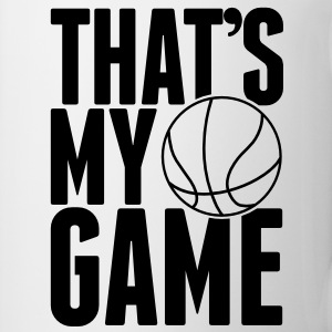 Basketball - That's my Game Mugs  - Mug