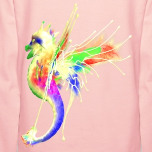 Colorful Dragon - Frauen Premium Hoodie