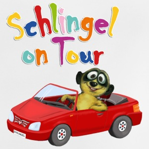 Schlingel on Tour - Baby T-Shirt