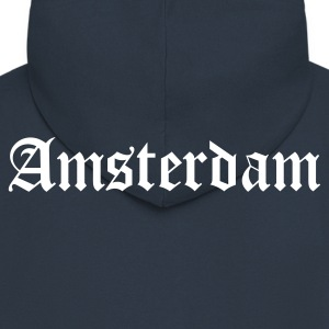 Amsterdam Hoodies & Sweatshirts - Men's Premium Hooded Jacket