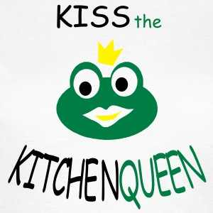 kitchenqueen - Frauen T-Shirt