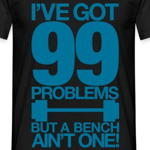 99 Problems | Mens Tee - Men's T-Shirt