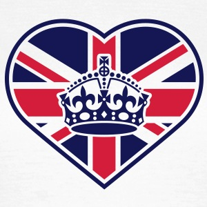 Love Crown Diamond Jubilee © 2c T-Shirts - T-shirt dam