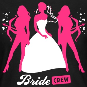 Bride - crew - hen night - security  T-Shirts - Women's T-Shirt