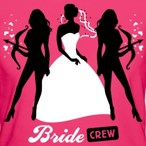 Bride - crew - hen night - security  T-Shirts - Women's Organic T-shirt