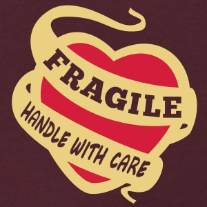fragile handle with care T-Shirts - Women's Scoop Neck T-Shirt
