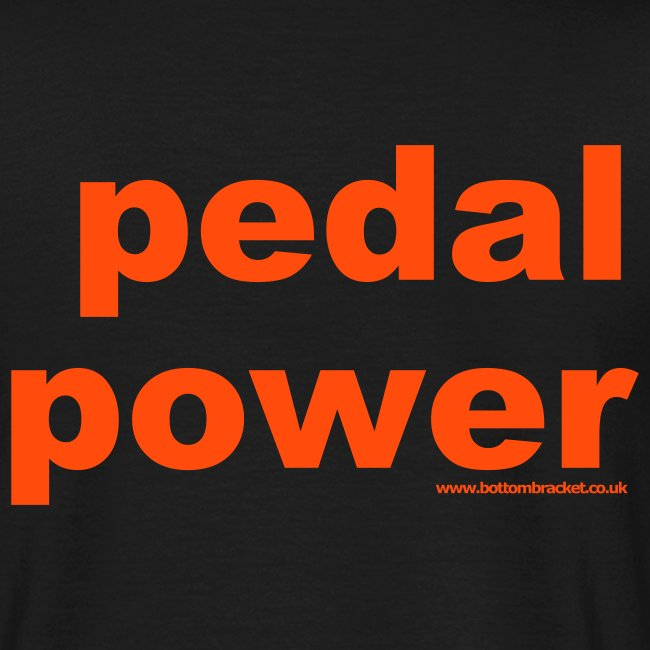 Cycling-Pedal Power T