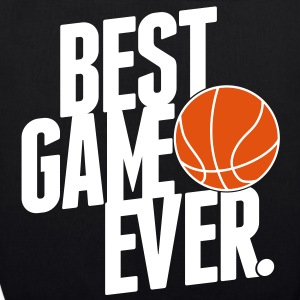 Basketball - best game ever Bags  - EarthPositive Tote Bag