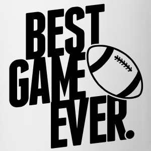 rugby - best game ever Tassen - Tasse