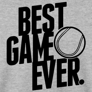 tennis - best game ever Sweaters - Mannen sweater