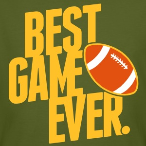 rugby - best game ever T-Shirts - Men's Organic T-shirt