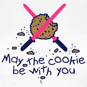 May the cookie be with you T-Shirts - Women's T-Shirt