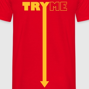 tryme Tee shirts - T-shirt Homme
