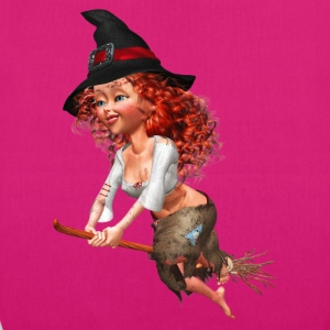 Little Witch - Bio-Stoffbeutel