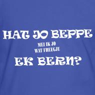 Ontwerp ~ Fries Shirt Beppe Blauw