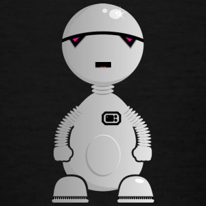 depressed robot / trauriger Android (DDP) Kids' Shirts - Teenage T-shirt