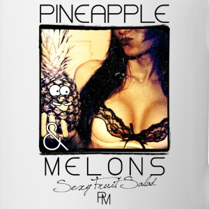 pineapple and melons Krus - Kop/krus