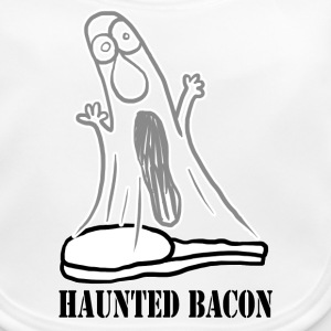 HAUNTED BACON Accessories - Baby Organic Bib