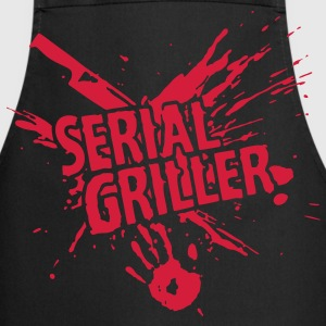 SERIAL GRILLER - barbecue Kookschorten - Keukenschort